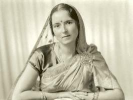 Savitri Devi Mukherji
