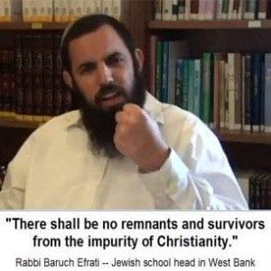 Rabín Baruch Efrati