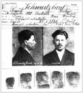 Sholom Schwartzbard