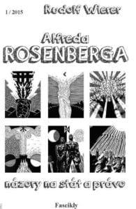 Rudolf Wierer – A. Rosenberga názory na stát a právo