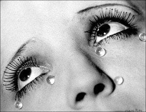 Man Ray - Glass_Tears, 1932