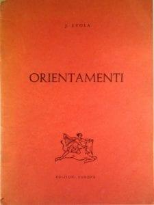 Julius Evola - Orientamenti (1971)