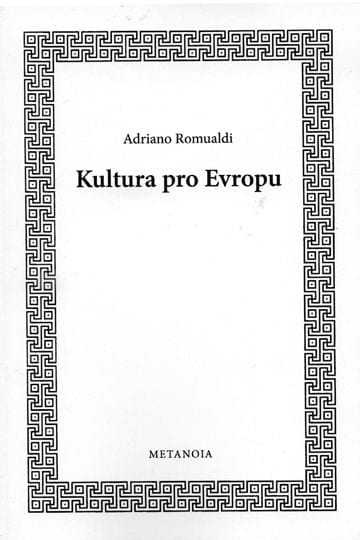 Adriano Romualdi - Kultura pro Evropu