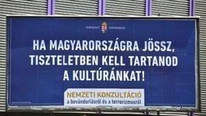 """""""Pokud přijedeš do Maďarska, musíš ctít naši kulturu!"""""""