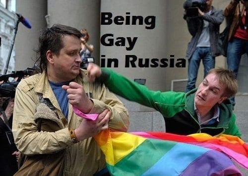 Gay Pride v Rusku