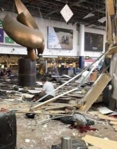 Teroristický útok v Bruselu
