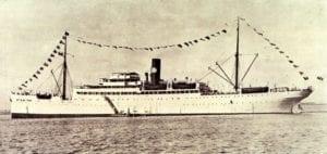 Loď Tel Aviv