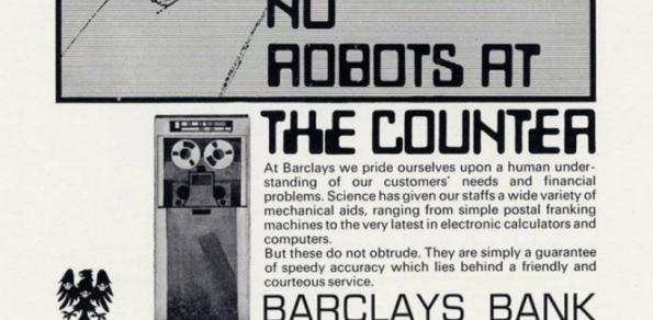 Barclays advert