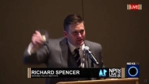 "Richard Spencer a jeho ""Sieg Heil"": 1,5/5."