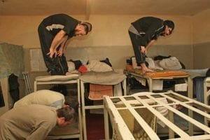 Vězení v Grozném
