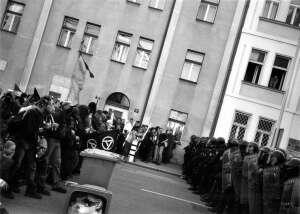 Black bloc Praha 2000