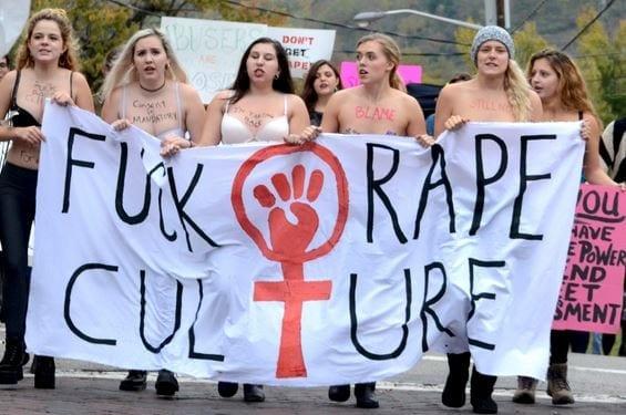 Kultura znásilnění