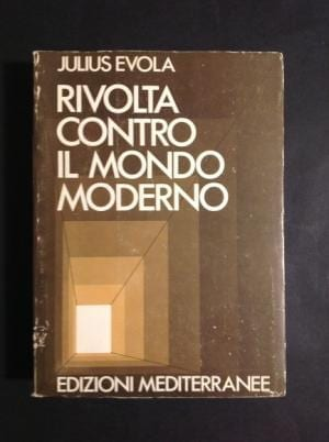 Julius Evola Rivolta