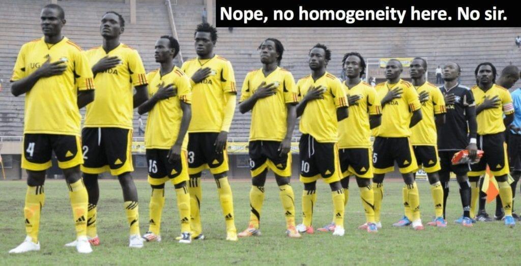 Uganda Fotbal