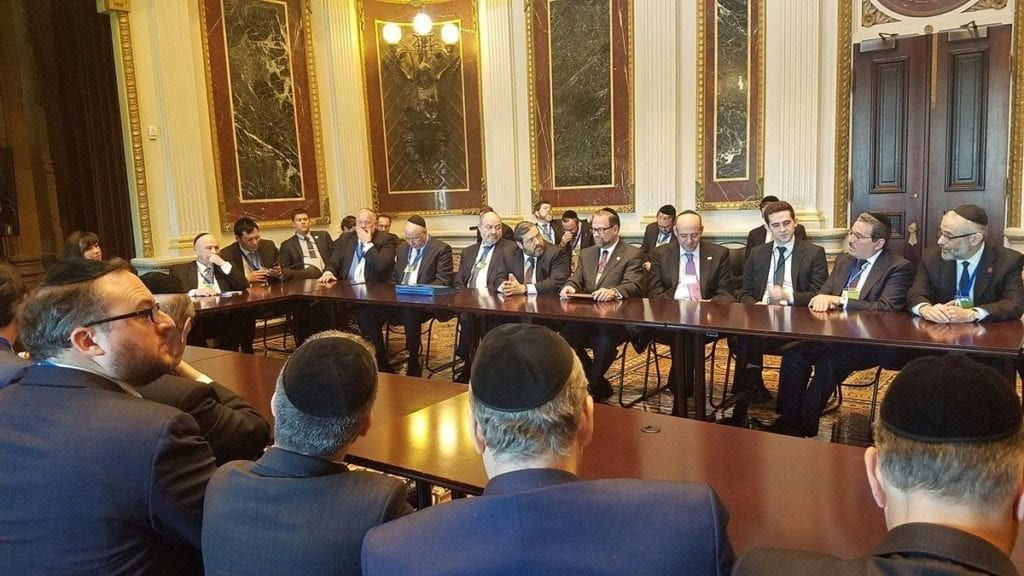 Agudath Israel v Bílém domě