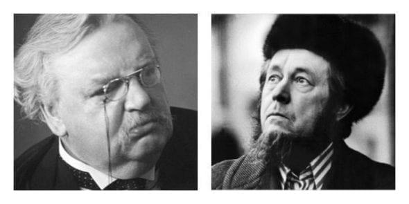 Chesterton a Solženicyn
