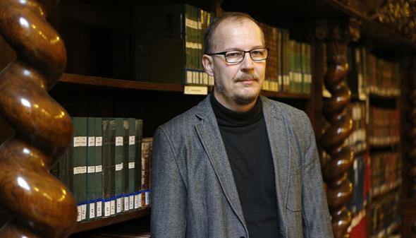 Prof. PhDr. Pavel Kalina, PhD